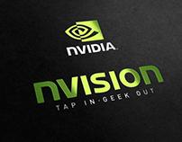 Nvidia Web Design