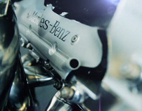 Mercedes-Benz UK: High Performance Engines