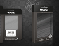 Valenta - Harrods Phone case Packaging