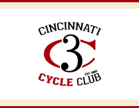 Cincinnati Cycle Club - Branding & Web