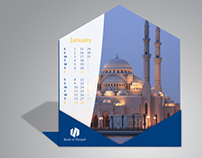 Bank of Sharjah Calendar