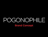 Pogonophile Style Shirts (Brand Concept)