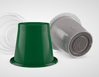 CGI - Coffee capsules (new kind)