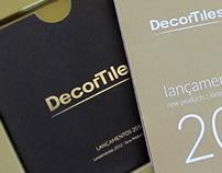 Press Kit Decortiles - Lançamentos 2012