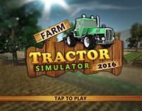Farm Tractor Simulator