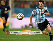 Emir cup onair graphics 2015