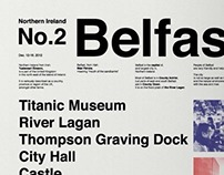 Trip Journal: Belfast