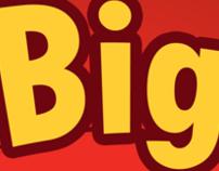 Creación del Logo Big Mongo's