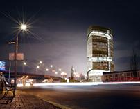 Business centre. Kiev