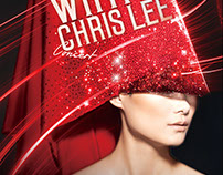 CHRISLEE WHY ME CONCERT POSTER