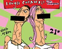 Glen + Hugh Poster
