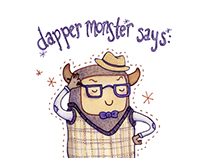 Dapper Monster