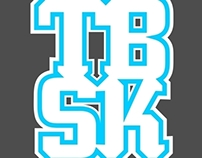 Print TBSK for TABASKO Clothing.