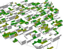 "Reproducing ""Delft Housing Study"" by MVRDV"