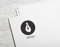 Logo Concepts for Matau Tech.