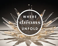 Exhibition Invite - Where Dreams Unfold