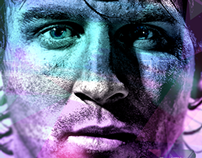 Messi - Powerful color