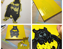 "Progress of ""Bat-Bear"""