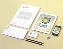 FUTURE POWER - brand design