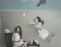 underwater photo manipulation