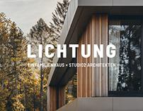 Einfamilienhaus Chemnitz × studio2 architekten