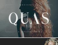 Quas Typeface