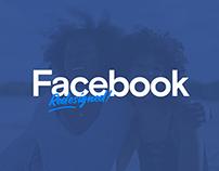Facebook → Redesigned