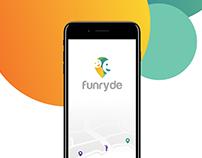 Mobile App Ridesharing Platform