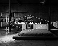 ShaunFord & Co. Branding Concept