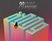 20 arabic poster