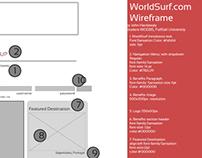 WorldSurf Wireframe