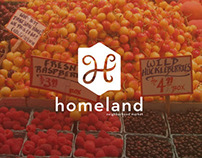HOMELAND | NEIGHBORHOOD MARKET