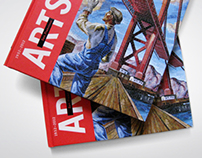 ARTS FOR THE CITY BOOK