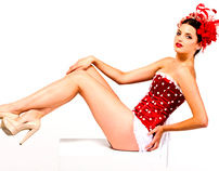 50's Pin-up Girls