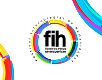 FIH branding