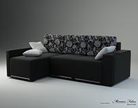 "corner sofa ""Fresh"""