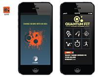 Quantum Fit | Branding