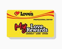 My Love Rewards Motion Graphics Video