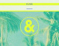 Flyer / BARCO + SURFISTAS DEL SISTEMA