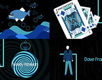 "Motion Video / Title Sequence for ""Now You See Me"""