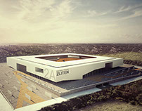 Football Stadium Zliten