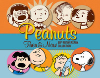 PEANUTS 60TH ANNIVERSARY Identity and Art Collection