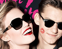 Sunglass Hut / Valentine's Day