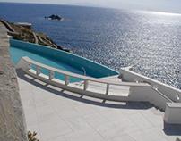 Alpha Resort, Myconos