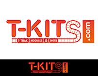 Logo for T-Kits.com