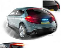 Car Design - 2005 - Plastic Omnium Auto Exterior
