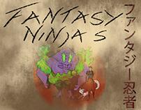 Fantasy Ninjas