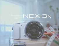 Sony NEX-3N Concept Film