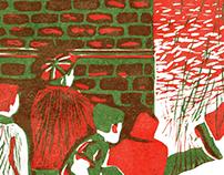 'EMIL & THE DETECTIVES' ERICH KÄSTNER/ cover design