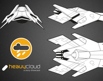 Heavy Cloude - A Wipeout inspired project